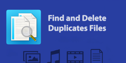 find duplicate files