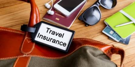 Be travel-ready. Buy travel insurance.