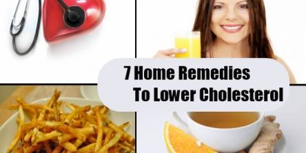Top 7 Home Remedies for High Cholesterol