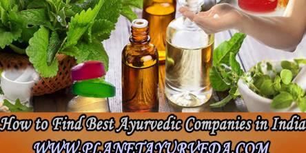 7 Best Ayurvedic Companies