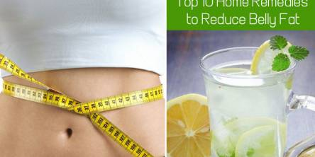 Home Remedies to Reduce Belly Fat