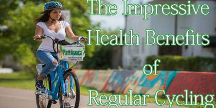 The Impressive Health Benefits of Regular Cycling