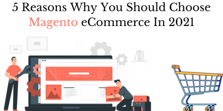 5 Reasons Why You Should Choose Magento eCommerce In 2021