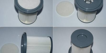 Hepa filter makes healthy vacuum cleaner