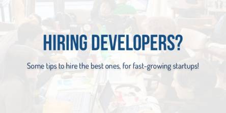 Tips to hire developers