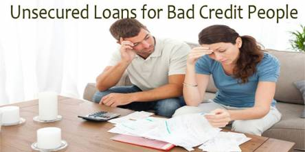 How Unsecured Loans for Bad Credit People Can Be A Green Signal for Them?