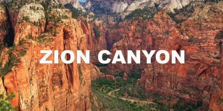 Zion Canyon Tours