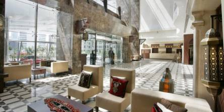 Auris First Central Hotel Apartments