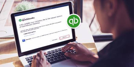 How to Update Your Company File After Upgrading QuickBooks