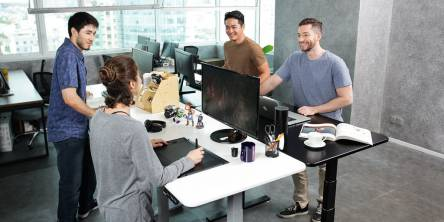 best stand up desk