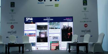 Tweet Wall at Event