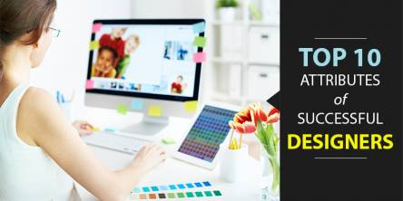 Top 10 attributes of successful designers