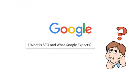what is seo and what google expects