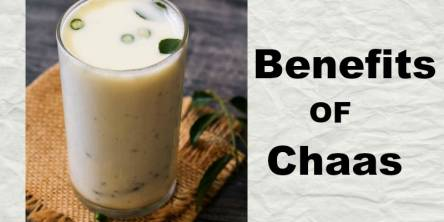 benefits of chaas