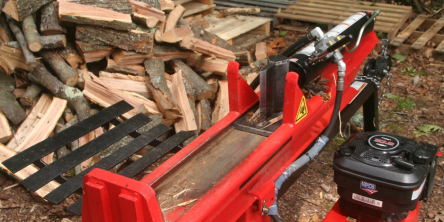 log splitter maintenance
