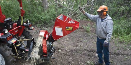 Wood Chipper Safety