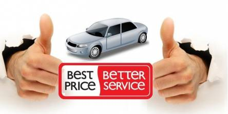 Best price better service