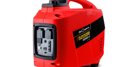 Fuji Micro 3,700W Petrol Inverter Generator - F5200Ri