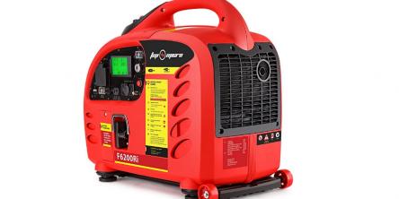 FUJI-MICRO 3,700W Petrol Inverter Generator - F6200Ri