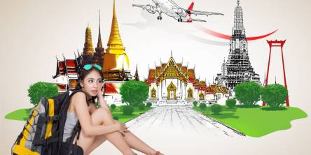 Tourist Attraction in Bangkok