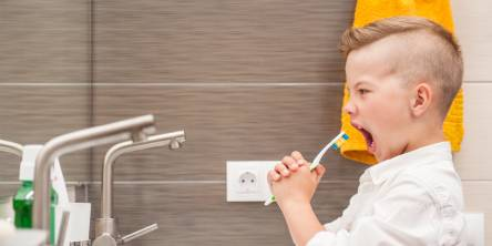 Building a Kid-Friendly Bathroom