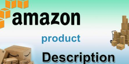 Amazon Description Writing Services