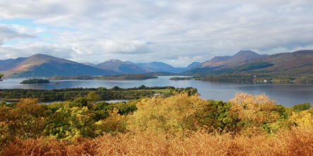 Your Guide to a Loch Lomond Autumn Staycation