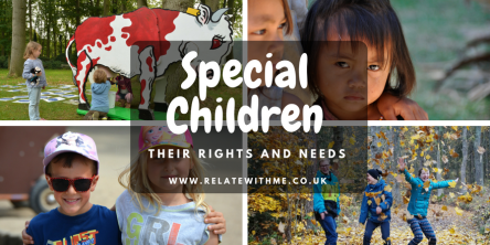 special children their rights and needs