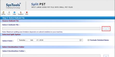 PST Splitter