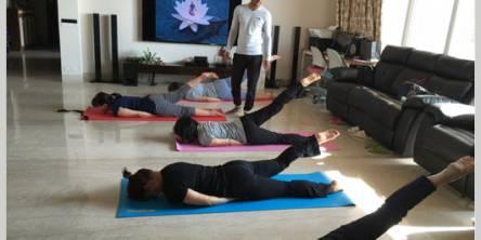 Daily Yoga Classes In delhi