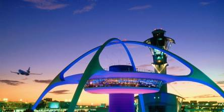Los Angeles International Airport Theme Building
