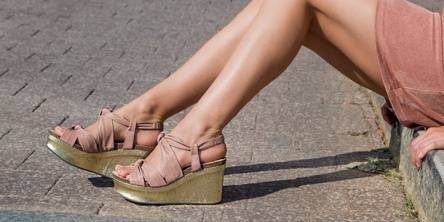 comfortable wedges sandals OTBT