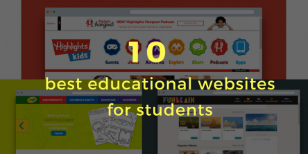 10 best educational websites for students
