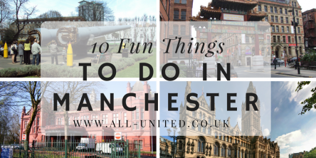 10 fun things to do in manchester
