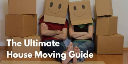 The Ultimate House Moving Guide