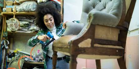 A Step-By-Step Guide On How to Start Your Own Upholstery Business