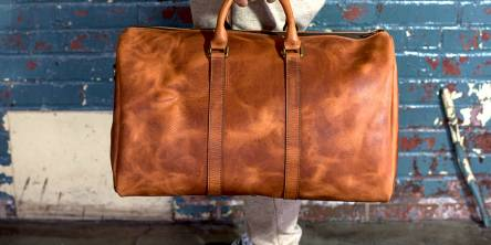 What To Look Out For When Choosing a Leather Lunch Bag