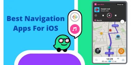 Navigation Apps for iOS