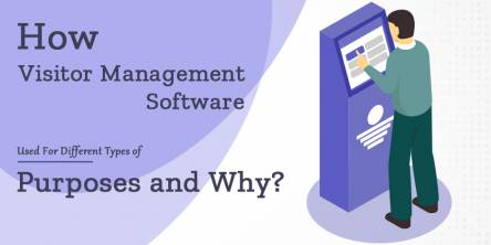 visitor management software