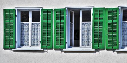 Comparison between Composite shutters and Polywood shutters