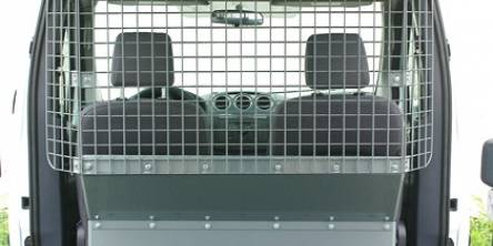 How Cargo Partitions in Vans Increase the Safety?