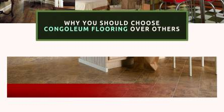 Why You Should Choose Congoleum Flooring over Others