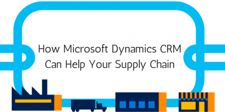 Dynamics CRM Supply Chain Management