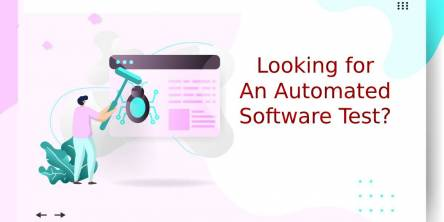 Looking for an Automated Software Test? Here's What You Will Need