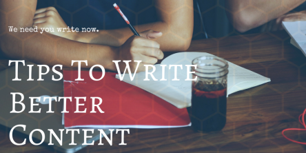 tips to write seo content