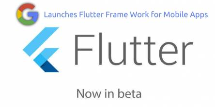 Google Flutter Beta SDK Released to Boost Cross Platform Mobile App Development