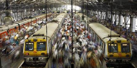 7 Most Crowded Railway Stations of India
