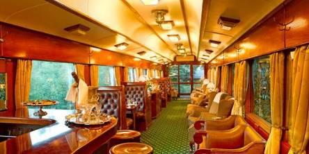 Top 5 Luxury Trains