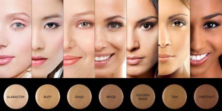 How To Find Your True Foundation Shade
