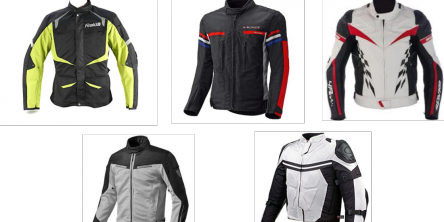 Top 5 Types of Motorcycle Jackets